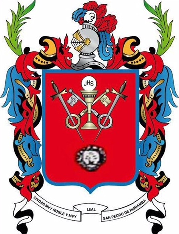 Riobamba - Ecuador, coat of arms